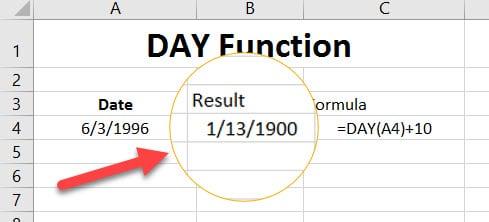 Day Error